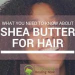About Shea butter for curly hair
