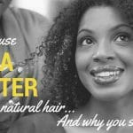 Why I Use Shea Butter For My Natural Hair